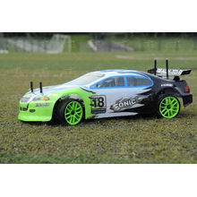 Fast Speed 1/10th RC Car Petrol