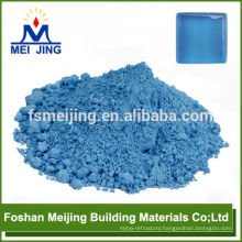 hot sale Vanadium zirconium blue pigment high temperature pigment for making crystal mosaic