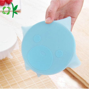 Silicone Reausable Food Wrap Film BPA vrije afdichting