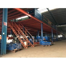 Mezzanine Racking System Warehouse Storage