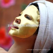 Máscaras de cristal del polvo del oro del colágeno de los productos más vendidos
