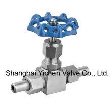 Широко используют многофункциональные Нержавеющая сталь газовой иглы клапана (YCZJ11W)