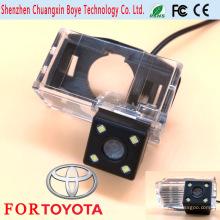HD cámara especial impermeable del Rearview del coche cabida para 2007-2012 Corolla Toyota