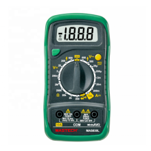 New LCD Digital multimeter DC AC Voltage Diode Freguence multimeter