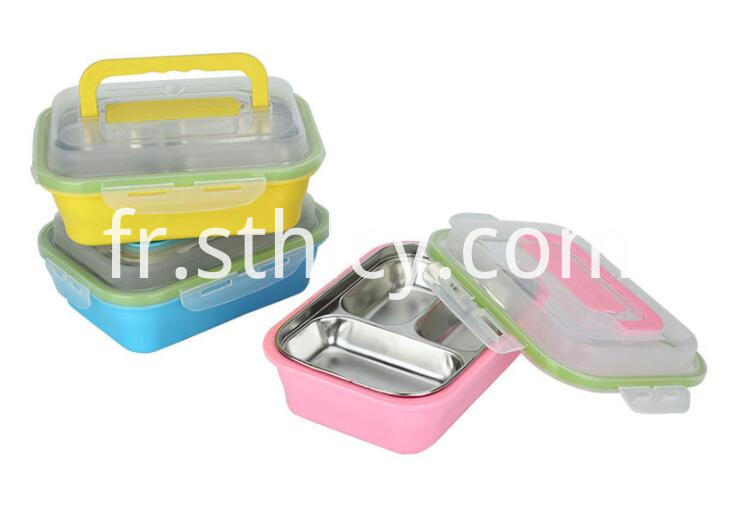 Stainless Steel Lunch Box For School