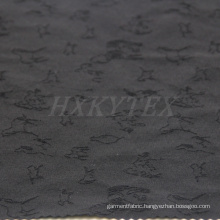 Animal Jacquard with 4-Way Spandex Nylon Fabric for Casual Jacket