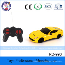 New 4CH RC car New Mini speed RC Radio Remote Control Micro Racing cars Toy Gifts Promotion