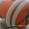 XCFLEX Mixed Rope Mooring Rope