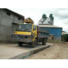 Escala de caminhão 3mx10m 60ton