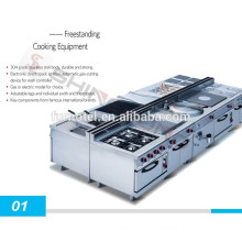 Commercial Top Series Gas Grill Restaurant