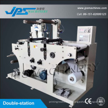 Thermal Label Paper Die-Cutter Machinery with Slitting Function