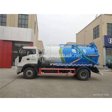 Vacuum Sewage Suction Truck 5000-10000 Liters