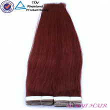 Hot Selling Alibaba Large Stock Direct Factory Blue Glue Tape Remy Tape Hair Extensions