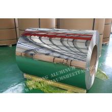 High Reflectance Mirror Aluminum Sheet /Coil