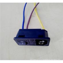 Ensemble de câble de moulage pour boîte de compteur électrique