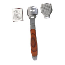 Custom High Quality Pedicure Foot Skin Shaver With Extra Blades
