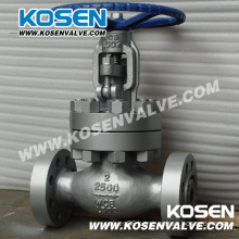 Cast Steel Manual Globe Valves (2500LB)