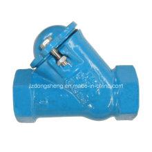 Болтовый обратный клапан с резьбой Bsp
