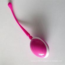 Les jouets sexuels compacts adultes de rétablissement de post-partum de rétrécissement de Yin Ball Injo-Sy012