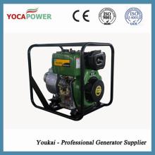 """4 """"Pumpe elektrische Wasserpumpe mit Dieselmotor"""