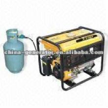 Gerador de gasolina / LPG WH3500-X / LPG