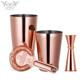 Mixology Bartender Kit Premium acero inoxidable