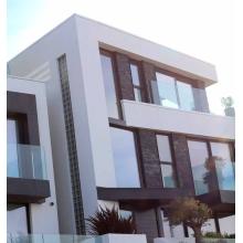 Anticorrosive aluminum profiles for doors and windows