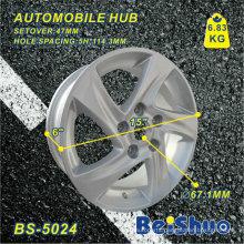 Spare Parts Aluminum Alloy Bus Wheel Hub