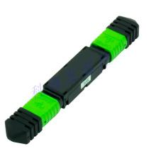 Atenuador MPO para integración de fibra
