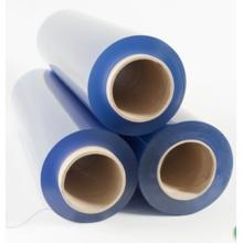 Rolo de filme plástico de PVC transparente rígido de 0,5 mm de espessura