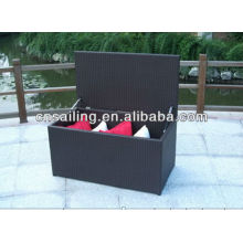 Wicker Cushion Box