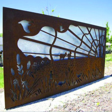 Outdoor Decorative Screen Panels