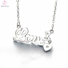 2017 Fashion Creative Popular 925 Sterling Silver Necklace Chain For Girl