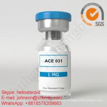 Poudre lyophilisée de peptide Acvr2b / Ace031 / Ace-031 1mg / fiole pour le gain de muscle