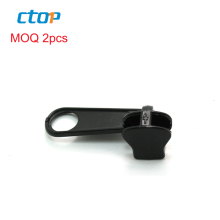 newest custom custom non lock zipper slider