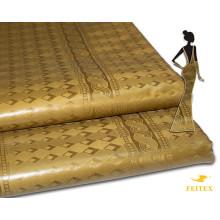 10Yards Shining Germany Quality Bazin Riche Fabric Jacquard Guinea Brocade Fabric 100% Cotton Shadda Perfume