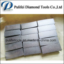 Sharpness Durable Cutting Granite Sandwich Diamond Segment