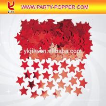 Twinkle twinkle petite étoile confettis or menthe confettis douche décor sexe révéler paillettes étoile