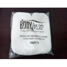 Disposable Non Woven Hygienic Headrest Covers for Massage