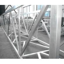 Productos de soldadura tubulares de acero de la fábrica de China