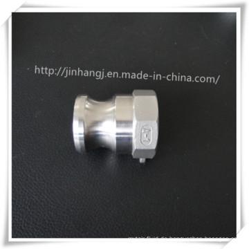 Edelstahl ein Typ Schnellverbinder (DN15-DN300)
