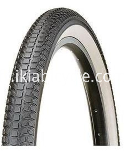 Rubber Bike Tire