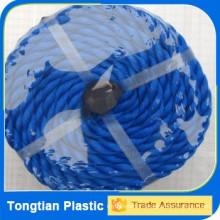 Corde en plastique industrielle pour l'usage d'emballage