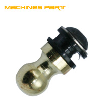Tattoo Contact Screw Brass