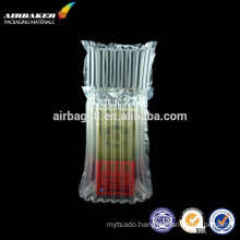 Fashion inflatable air column bag protective packaging materials