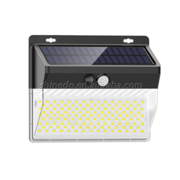 Solar Lights Outdoor Solar Powered Security Light Wireless Waterproof Motion Sensor Outdoor Wall Light