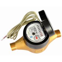 Clase de contador del agua volumétrico del pistón tipo seco D / R315