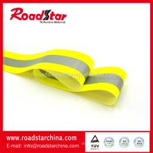 EN469 standard reflective flame retardant fabric
