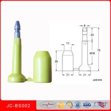 Высокий Уровень Безопасности Контейнер Печать Болт Уплотнения Jcbs002