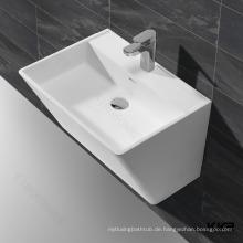 KKR Acryl Solid Surface Behälter Waschbecken Sockel